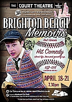 Brighton Beach Memoirs - Click to see larger version